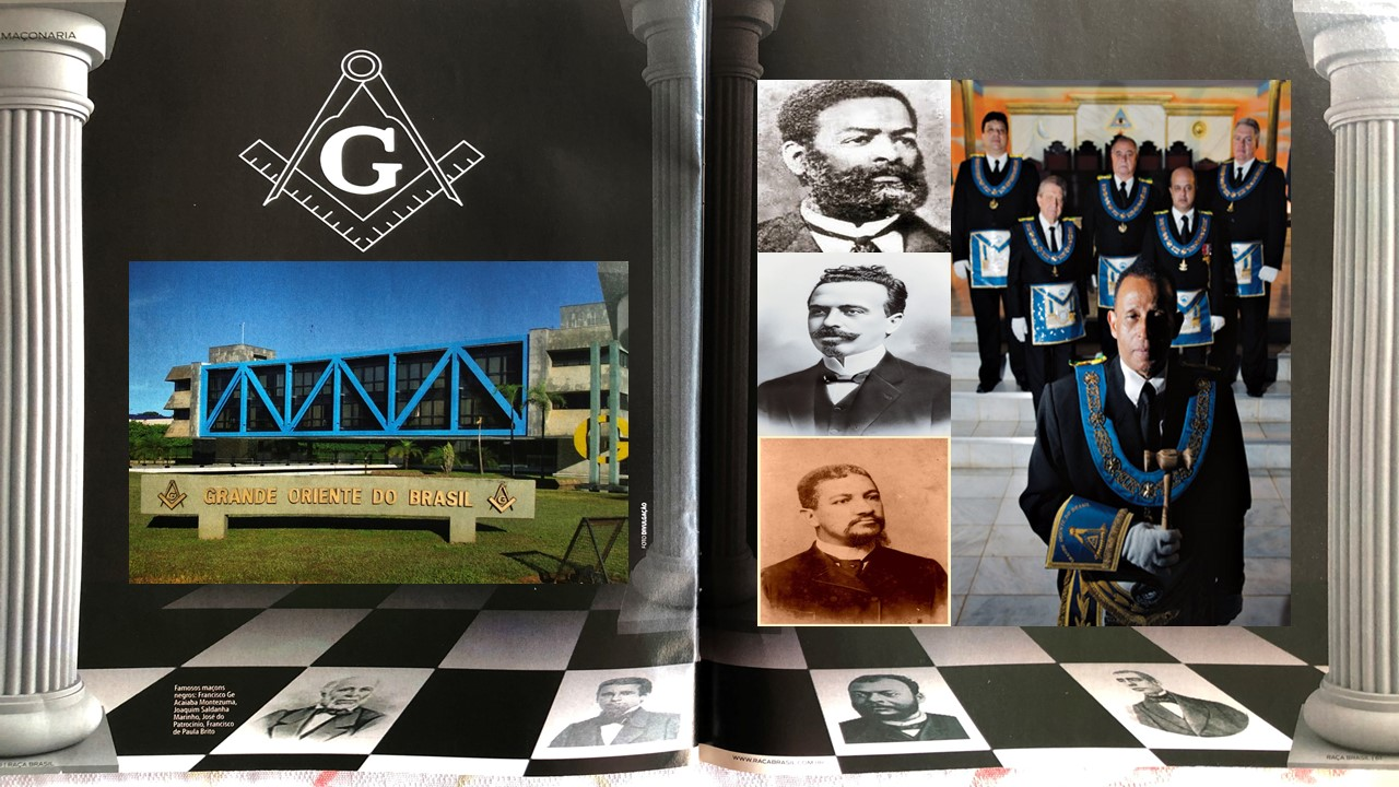 Black Brazilian Freemasons: Work for The Aggrandizement of the Race