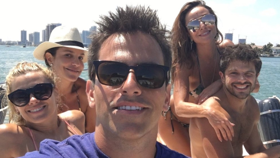 rodrigobranco and the stars (TV director Criticized After Racist Comments about Maju and Thelma)