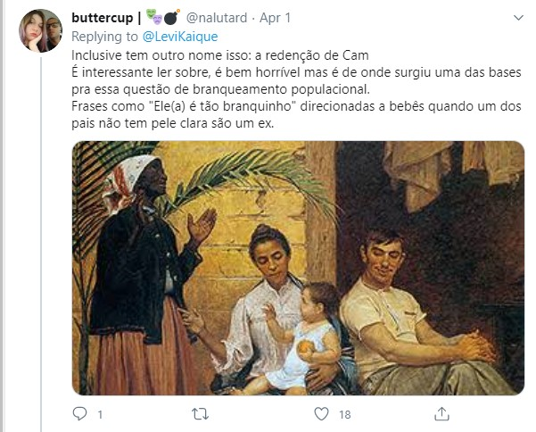 Interracial Relationships: Eugenics and militancy in Brazil