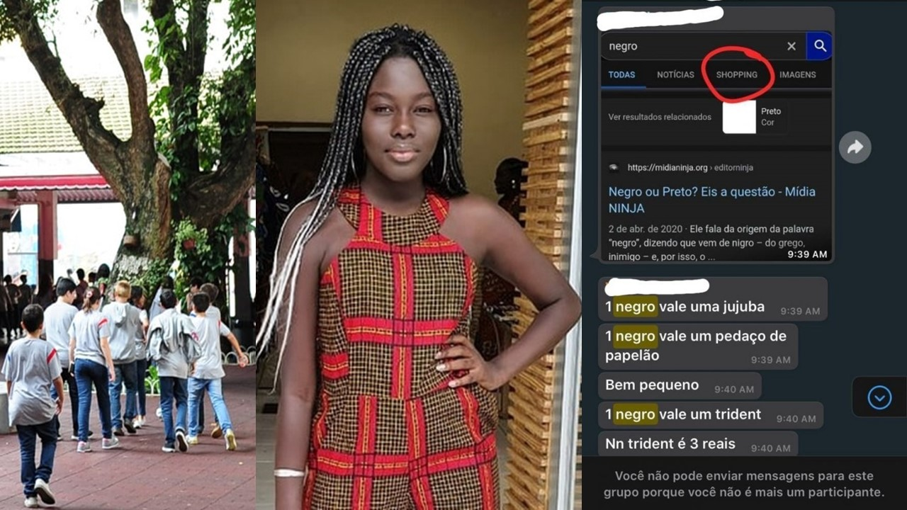 Senegalese Student is The Target of Racist Messages from Students