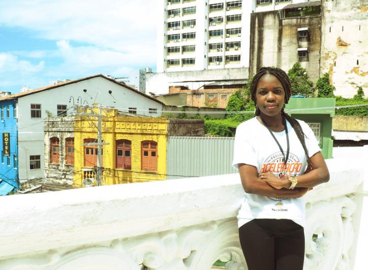 Black Elite in Bahia State: Less than 20% of The Population is White
