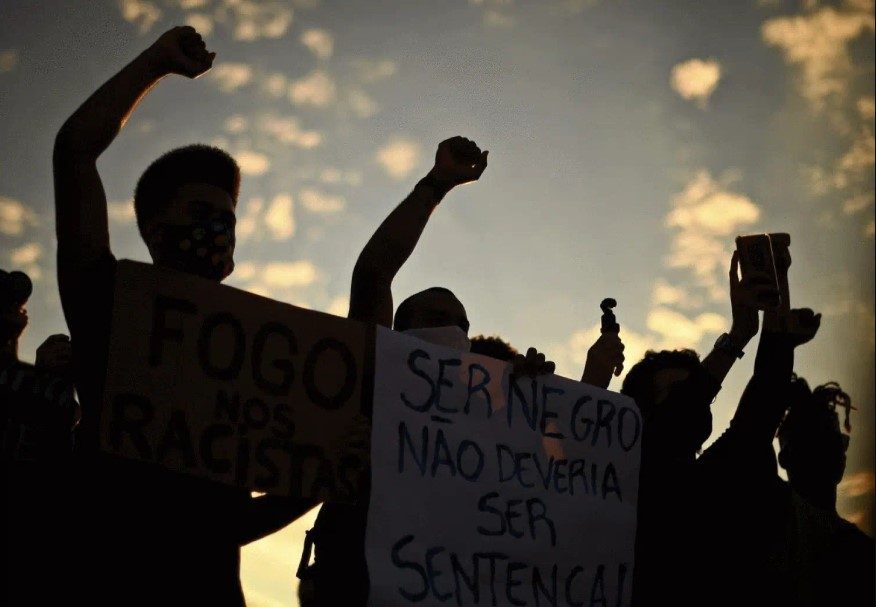 Black Lives Matter: Protests Raise Tone Against Racism in Brazil