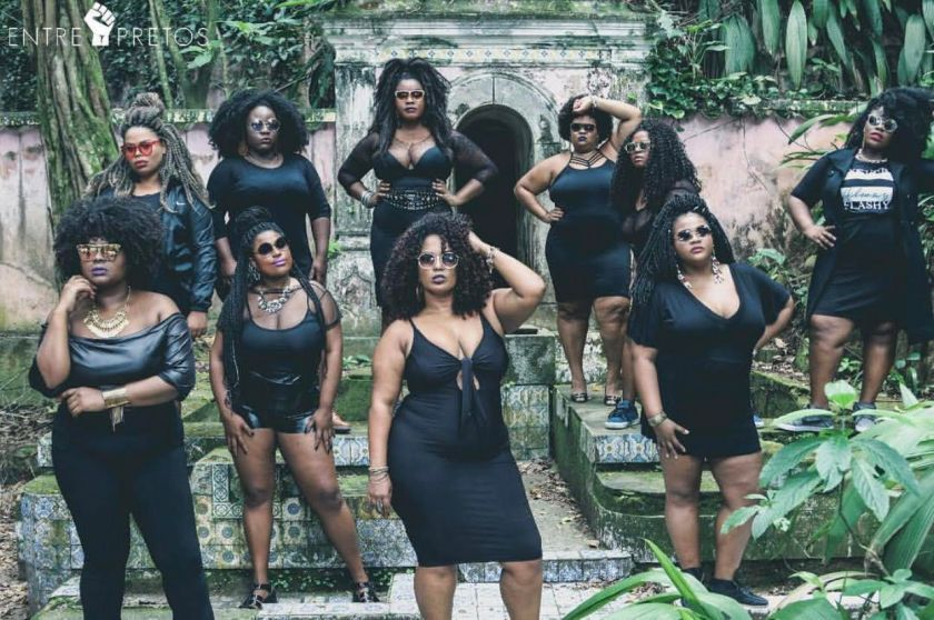 Entre Pretos: Photo Shoot Values Self-Esteem of Black People