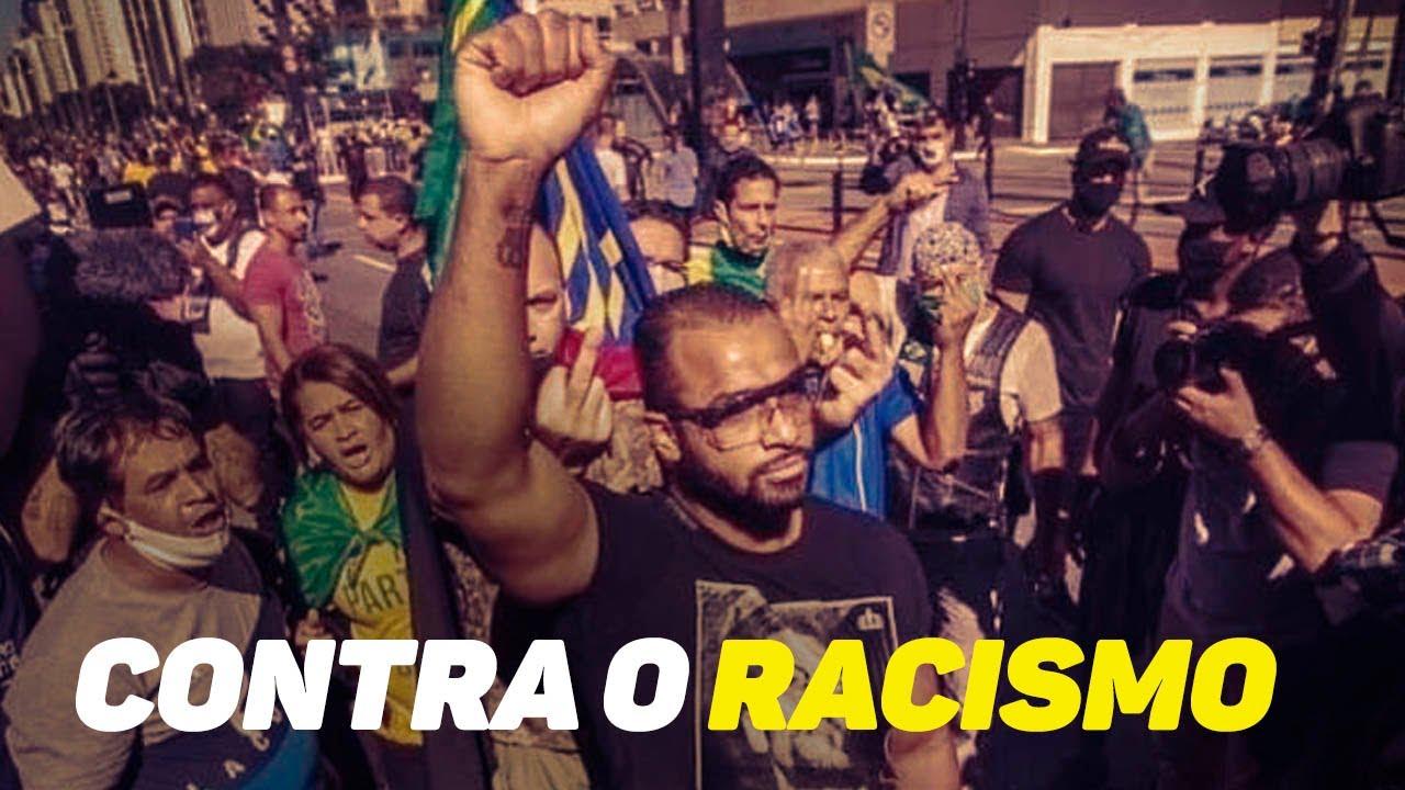 Against racism Emerson Osasco Denounces Racism and Fascism