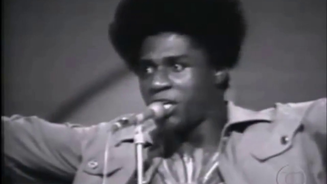 Afro James Brown Influenced Soul