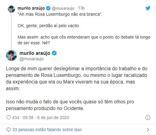 Tweet - Murilo
