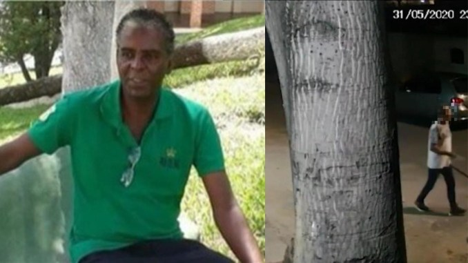 Brutal Racially Motivated Murder: 62-year old Black Man down Street