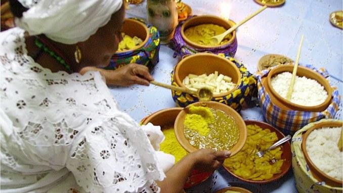 Candomblé: Resistance and Recognition of Afro-Brazilian Cuisine