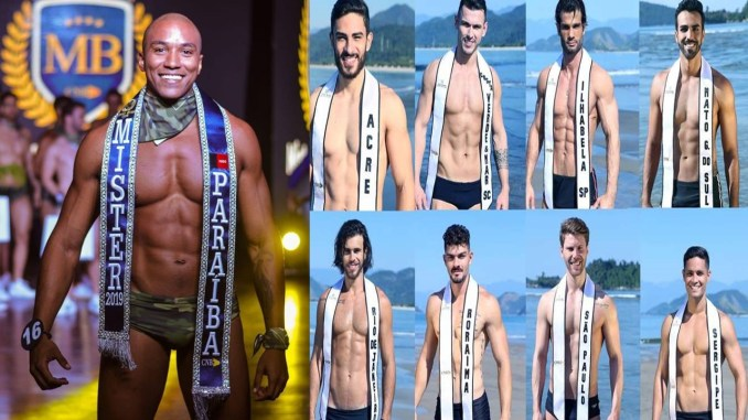 Army Sergeant Ítalo Cerqueira: First Black Man To Win Mister Brazil Contest