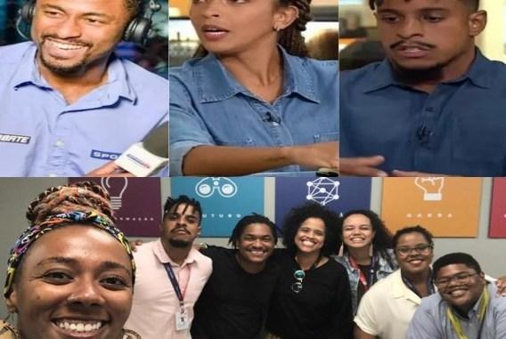 Black Journalists from Brazil