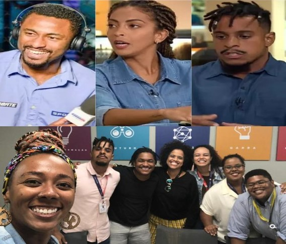 Black Journalists from Brazil