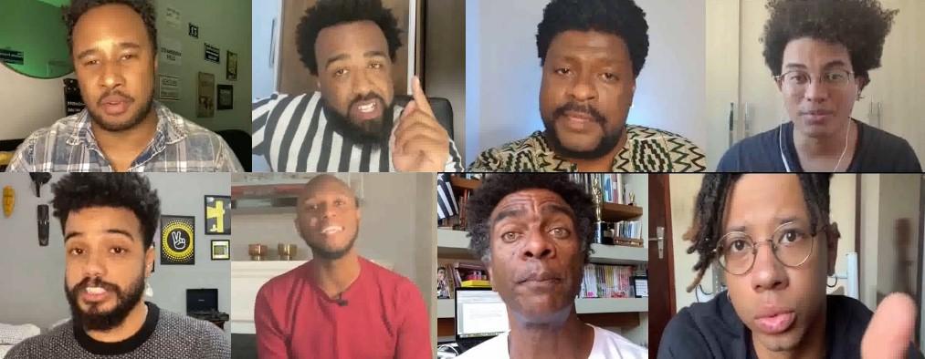 Black men raise $25000
