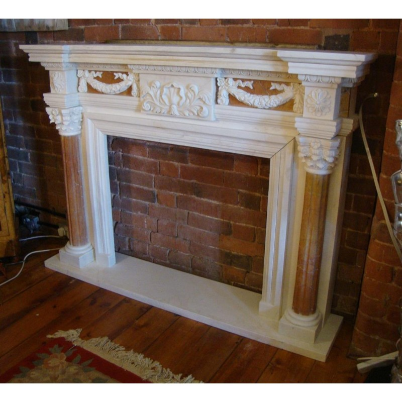 Pleasing Antique Georgian Black Marble Fireplace Surround Download Free Architecture Designs Boapuretrmadebymaigaardcom