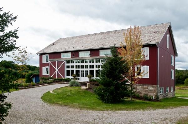 German-style Bank Barn Conversion