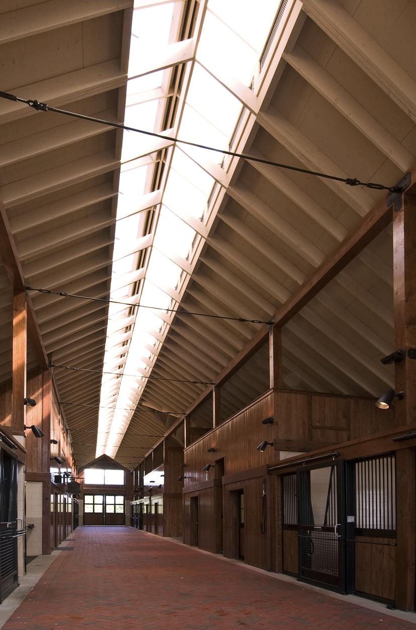 Glenwood Farm Ridgeway SC  Blackburn Architects PC