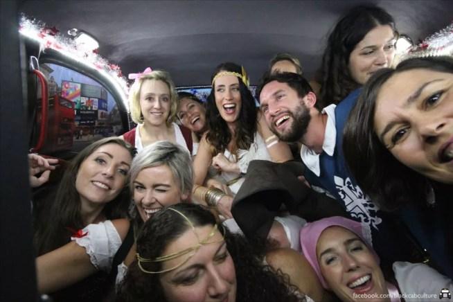 Black Cab Photobooth Party Sydney