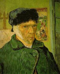 Van Gogh Ear Bandage