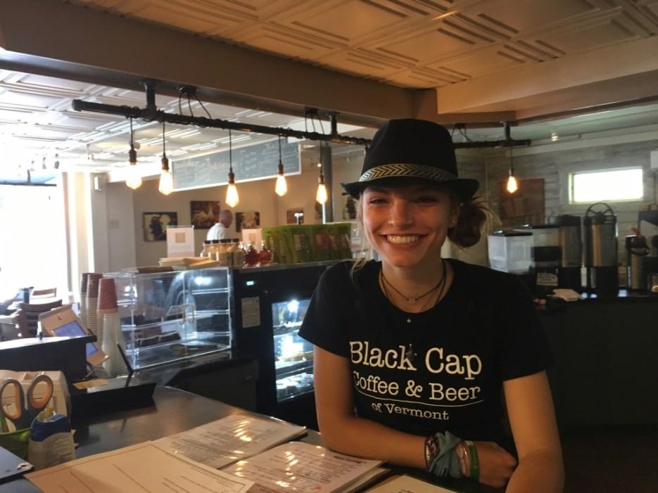 Black Cap Coffee & Beer employees are amazing