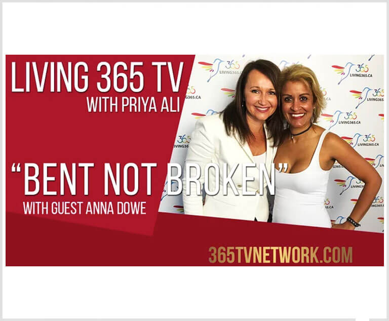 August 02, 2017, |Anne Dowe: Living 365 TV with Priya Ali
