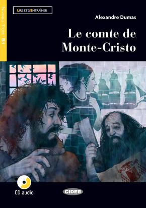 Le Conte De Monte Cristo : conte, monte, cristo, Comte, Monte-Cristo, Alexandre, Dumas, Graded, Readers, FRENCH, Books, Black, Cideb