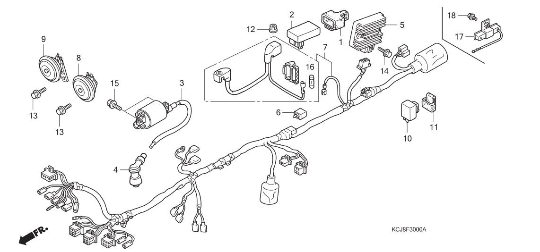 Diagram Wiring Diagram Kelistrikan Shogun 110 Basic Electrical ... on atv battery, atv turn signals, atv ignition coil,