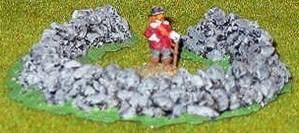 Stone Cattle Kraal/Sangar