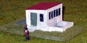 Pump house 15mm
