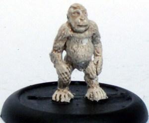 1x baby orangutan