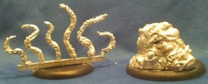 Shoggoth (medium) with tentacles