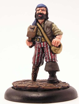 Pirate Specialist Crew