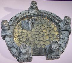 Stone Pillar circle.