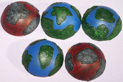 3x small planets