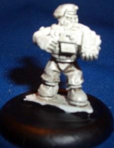 Space Dwarf Trooper 3 (B'Dass)
