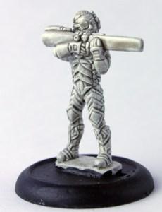 Elf Gang Missile launcher