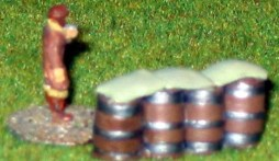 Barrels and Sacks