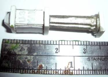 3x American mail boxes on plinth