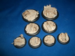 10x Swampland 30mm base inserts