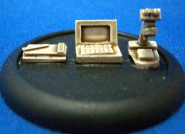 Microscope Sprue