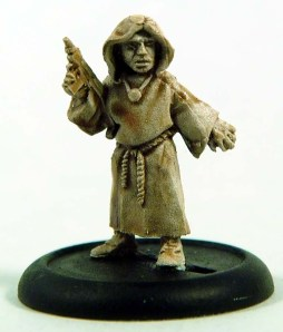 1 cultist with machine pistol