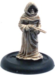1 cultist with a shotgun