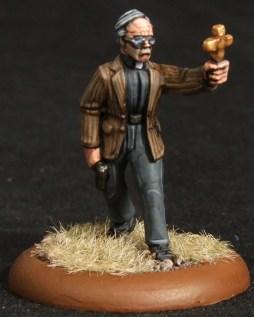 Priest (armed)