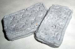 2 Rubbish matress piles