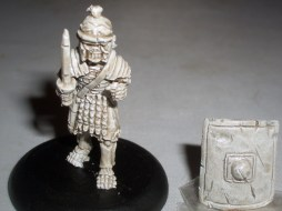5x Skeleton Roman Legionaries with Gladius & shield