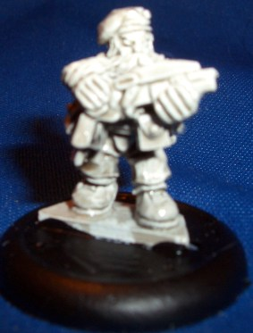 Space Dwarf Trooper 1 (B'Dass)