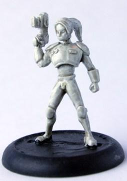 Mech Pilot (female)