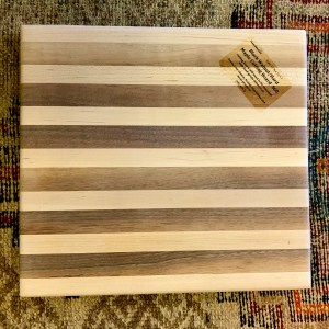 black walnut maple cutting board