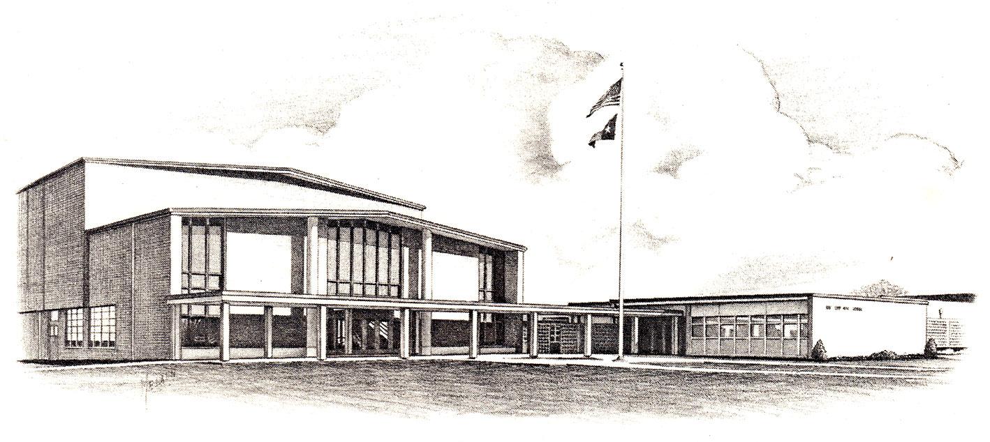 school-sketch