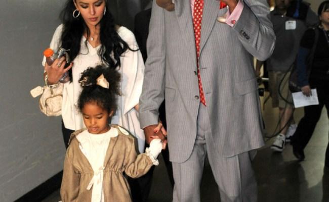 Mvp Player Kobe Bryant Wife And Kids Blackcelebritykids