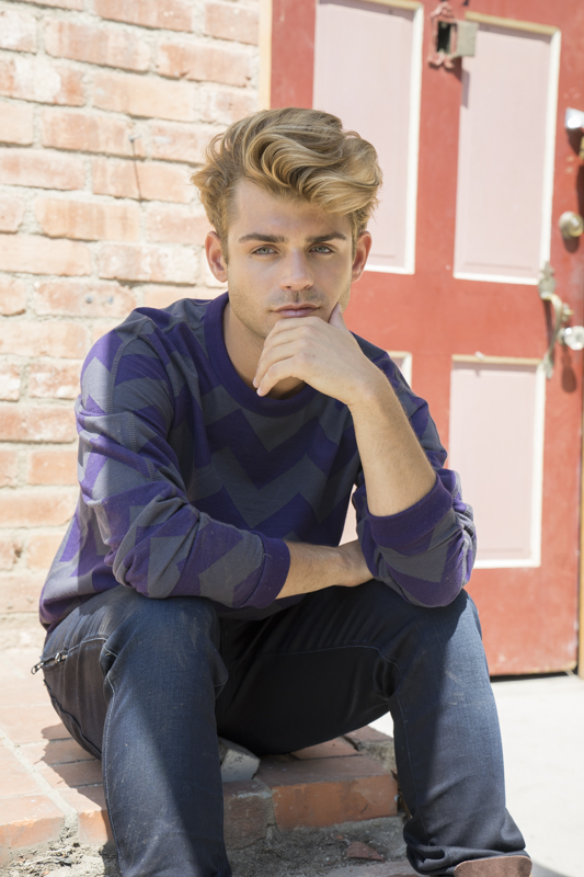 Garrett Clayton, The Life & Times / Black Chalk Magazine
