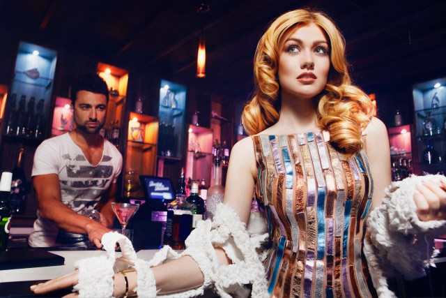 Katherine McNamara, A Touch of Destiny / Black Chalk Magazine